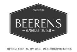 Beerens slagerij en traiteur