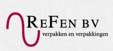Refen B.V. Verpakkingen